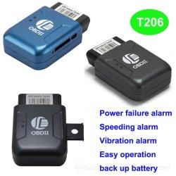 2g Obdii GSM устройство для отслеживания GPS Car/автомобиль T206