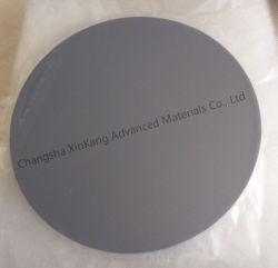 Pulvérisation pulvérisation/Mono cible cristal de silicium pour la machine de pulvérisation