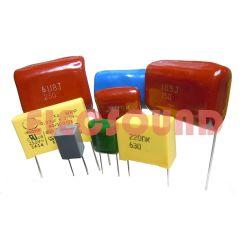X2 condensateurs MKP film polypropylène métallisé