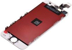 iPhone 5 5g 5s 5cの表示タッチ画面のための完全なアセンブリ置換の計数化装置の携帯電話LCD