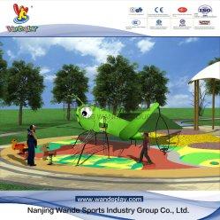 Parque Infantil exterior de plástico slide Equipamento House