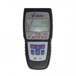 V-CHECKER V302 Professionnel VAG CANBUS Code lecteur