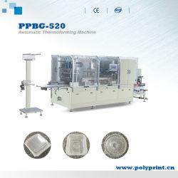 Termoformatura per macchina per la preparazione di coperchi per tazze da caffè monouso in vendita a caldo Macchina per PP PS PET PVC