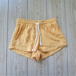 Women's Loisirs Sports Shorts de coton avec des poches