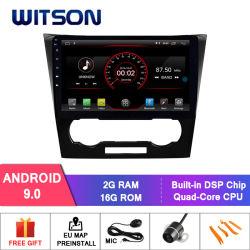 Lecteur de DVD Witson Voiture de navigation GPS pour Chevrolet Epica 2007-2012