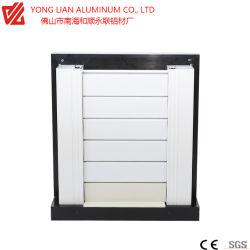 Cilindro de alumínio sorriso e porta de giro em materiais de construção