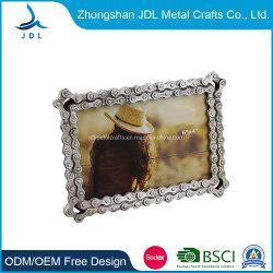Champagne Brushed Finish Custom Wall Foto Foto Roestvrij Staal Frame Wholesale Custom Metal Foto Frame (36)