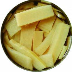De ingeblikte Spruiten van het Bamboe die met Beste Prijs worden gesneden