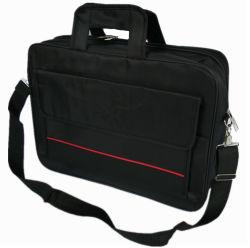 Laptop-Beutel, passen moderne Nackenband- mit Halterungpolyestertote-Kurier-Schulter-Hülsen-Kasten-Großhandelslaufkatze-wasserdichten Computer-Aktenkoffer-Riemen-Beutel an