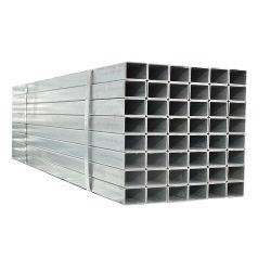 Tubo d'acciaio galvanizzato tubo d'acciaio del materiale da costruzione della struttura per l'armatura