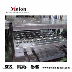 Commerce de gros en caoutchouc de silicone personnalisée du moule pour produits en caoutchouc de compression