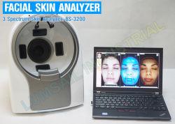 Анализ кожи тест портативный цифровой анализатор кожи лица машины