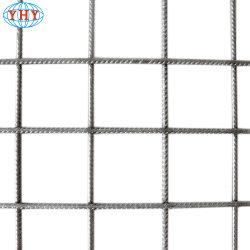 Verformter Draht, der geschweißtes Metallstahl-Ineinander greifen verstärkt
