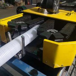 De PE/PP/PA parede única máquina de fazer do tubo corrugado flexível/Fazendo Fábrica/Equipamentos/Coxim Extrusor