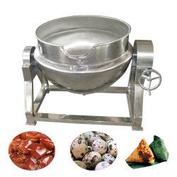 De Beklede Pot van de Pot van de sandwich voor de Zeevruchten van de Soep van de Saus van de Spaanse peper van de Tomatensaus voor Verkoop