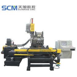 ماكينة حفر / خرم CNC الصينية للوحات الفولاذية (TPPD103)