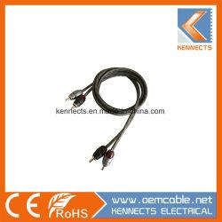 Ke R8 кабель AV высокопроизводительные аудио кабель OFC