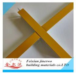 T-Griglia, T-Barra per il controsoffitto, elemento portante piano della scanalatura dell'elemento portante