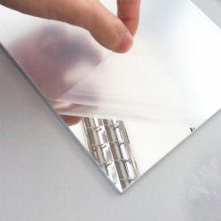 1mm 2mm 3mm Plata PMMA Hoja de Espejo acrílico