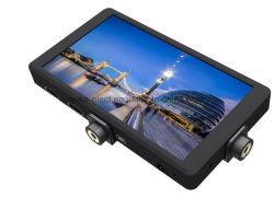 Video di radiodiffusione di 5.7 pollici video con l'input di HDMI, uscita