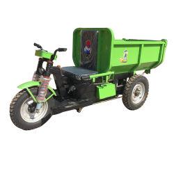 Triciclo elettrico di carico utilizzato estrazione mineraria di alta qualità con la batteria di litio