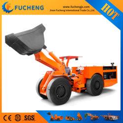 Minicargadores retroexcavadora cargadora de ruedas Mini para la minería subterránea transportador con certificación CE