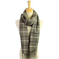 Scialli della sciarpa di inverno della sciarpa della signora Scarf Anti Satic Wool