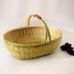 Других бамбук корзинки для пикникас ручкой для кемпинга