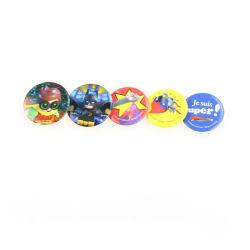 Badge/Tin-Knoppen/Badge Met Persoonlijke Penknop Met Veiligheidspen (Yb-Tb-01)