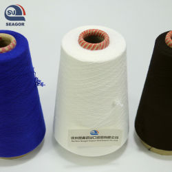 Hilo para medias elásticas de elastano