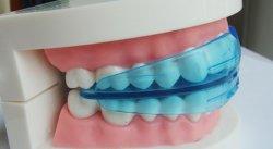 Мягкий силиконовый жесткий фиксатор зубьев электродвигателей корректоров для выпрямления стоматологическая ортодонтические инструктора