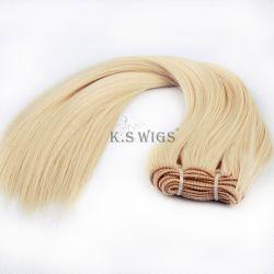 K. S Perruques Kanekalon japonais Extensions de cheveux synthétiques