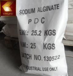 민감하는 인쇄 보조 나트륨 Alginate