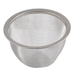 Acier inoxydable 304 Wire Mesh Cap filtre / la crépine à mailles de la forme de dôme