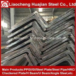 Hot-Sale Q345b lichtmetalen staal ongelijke hoek gebruikt voor bouwmaterialen
