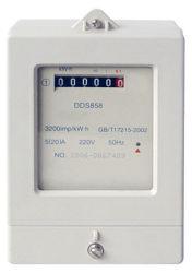 Одна фаза электронный счетчик часов работы КВТ с маркировкой CE (DTS858)