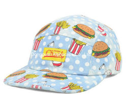 Original Chuck Fast Food Nation campeur