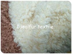 Het super Krullende Lange Valse Bont van de Polyester