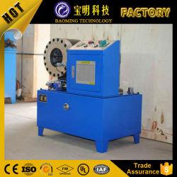 中国メーカーの熱い販売の電気油圧ホース鍛造機械