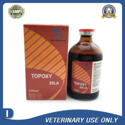 Veterinaire Drugs van 20% Oxytetracycline Injectie (50ml/100ml)