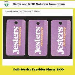Todo tipo de papel en blanco/Impreso/PET/tarjetas de plástico fabricado en China