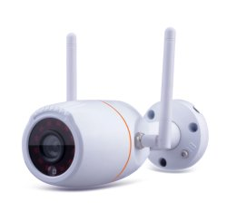 IP van de Veiligheid van de Camera van WiFi IP van Toesee de Weerbestendige Camera van het Toezicht van de Kogel van de Groef van de Kaart van de Camera's 720p BR van kabeltelevisie van de Camera Openlucht Draadloze