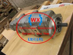 Производство OEM колесный погрузчик Komatsu WA L320-5насоса гидравлического насоса 705-56-36050 запасные части коробки передач