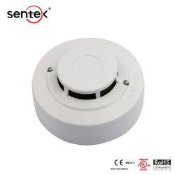 Sentek approbation UL/fr54 Alarme incendie Détecteur de fumée photoélectrique du capteur d'incendie