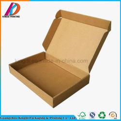 Обычной крафт-бумаги или картона гофрированной упаковки коробки для транспортировки/спамера