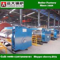Henan Yuanda 1t / H Precio 1.0MPa 10kg Maquinaria de la caldera industrial