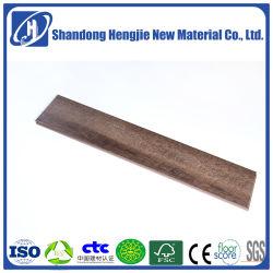 Compuesto de plástico de piedra sin liberar formaldehído Spc pisos de madera