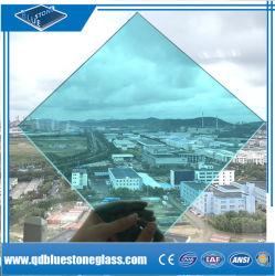 De donkergroene Bouw van de Veiligheid en Meubilair Gelamineerd Glas met Ce & SGS & ISO