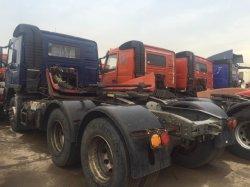 Vrachtwagen van Volvo van de Vrachtwagen van Volvo Fh12 de Gebruikte Hoofd, Gebruikte