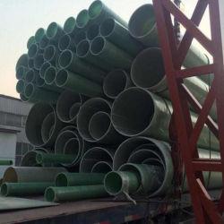 Fibra de vidrio, plástico reforzado con fibra de alta resistencia del cable bobinado del tubo de protección de los conductos/GRP